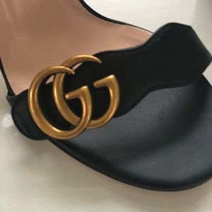 Gucci Shoes - Gucci Double-G Heels